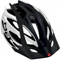 Велосипедный шлем MET KAOS UL white