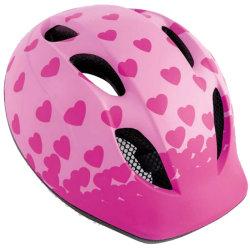 Велосипедный шлем MET SUPER BUDDY pink hearts