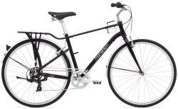 Велосипед MOMENTUM INEED STREET DOUBLE-DIANOND black