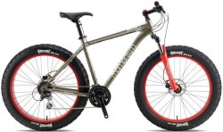 Велосипед MOMENTUM IRIDE ROCKER 1 titanium