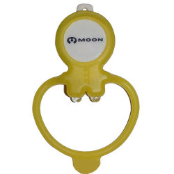 Фара Moon Q-1 R MINI yellow