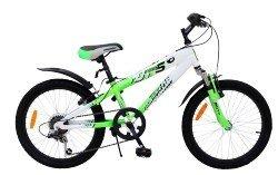 Велосипед Comanche MOTO SIX 20 white-green