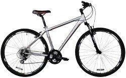 Велосипед Comanche NIAGARA CROSS silver