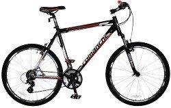 Велосипед Comanche NIAGARA M 26 black-red