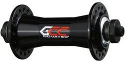 Втулка передняя Novatec 751GCC 36H black