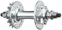 Втулка задняя Novatec D166SBT-F 32H silver