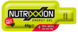 Гель энергетический Nutrixxion ENERGY GEL 44г lemon fresh 40мг кофеина