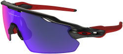 Очки Oakley RADAR EV PITH matte-black red-irid