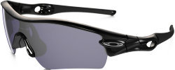 Очки Oakley RADAR PATH POLISHED black-grey