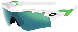 Очки Oakley RADARLOCK PATH POLISHED white jade iridium vented
