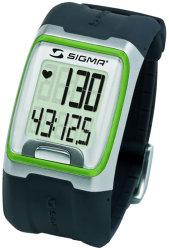 Пульсометр Sigma Sport PC 3.11 green