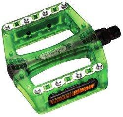 Педали пластиковые Wellgo B-108RP green