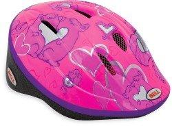 Велосипедный шлем Bell BELLINO pink hearts