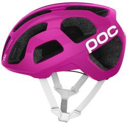 Велосипедный шлем POC OCTAL fluorescent pink