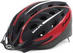 Велосипедный шлем Polisport BLAST black-red