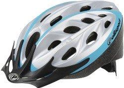 Велосипедный шлем Polisport BLAST silver-blue
