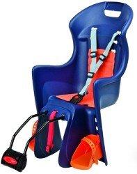 Детское велокресло Polisport BOODIE FF Blue