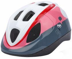 Велосипедный шлем Polisport GUPPY XS pink-white