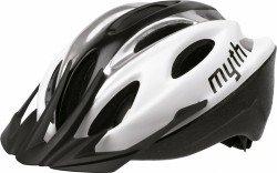 Велосипедный шлем Polisport MYTH white-silver