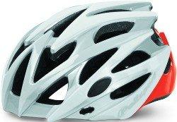 Велосипедный шлем Polisport TWIG white-orange