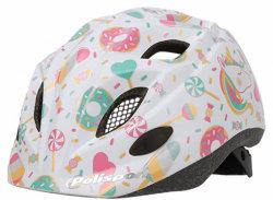 Велосипедный шлем Polisport XS KIDS lolipops