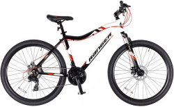 Велосипед Ranger MAGNUM DISC 26 white-black-red