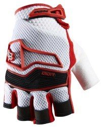 Велосипедные перчатки Fox DIGIT SHORT red