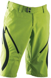 Велошорты Race Face AMBUSH SHORTS lime