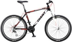 Велосипед Giant RINCON 26 black red