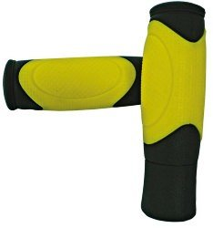Ручки руля Giant COMFORT BLACK/YELLOW