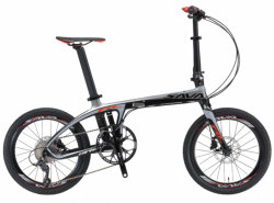 Велосипед Sava Z1-9S silver-grey