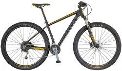 Велосипед Scott ASPECT 730 black-yellow