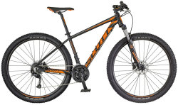 Велосипед Scott ASPECT 750 27.5 black-orange