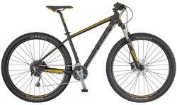 Велосипед Scott ASPECT 930 29 black-yellow