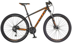 Велосипед Scott ASPECT 950 29 black-orange