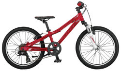 Велосипед Scott CONTESSA JR 20 red