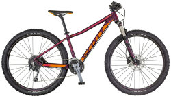 Велосипед Scott CONTESSA SCALE 40 27.5 red