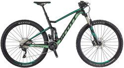 Велосипед Scott CONTESSA SPARK 930 black