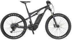 Велосипед Scott E-GENIUS 730 black