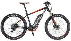 Велосипед Scott E-SCALE 730 black