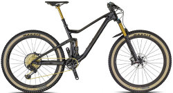 Велосипед Scott GENIUS 700 ULTIMATE black