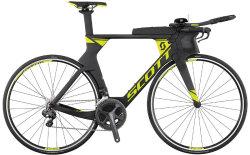 Велосипед Scott PLASMA RC black