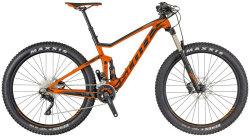 Велосипед Scott SPARK 730 orange