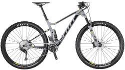 Велосипед Scott SPARK 740 grey