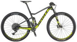 Велосипед Scott SPARK RC 900 PRO 29 black