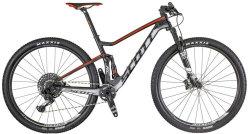 Велосипед Scott SPARK RC 900 TEAM 29 black