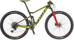 Велосипед Scott SPARK RC 900 WORLD CUP yellow