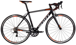 Велосипед Scott SPEEDSTER 40 CD16 black