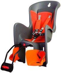 Детское велокресло Polisport BILBY QST orange