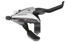Переключатель Shimano ST-EF65 ALTUS 7 silver